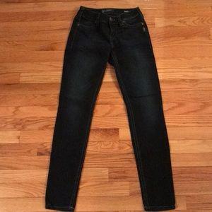 Silver Jeans Suki Super Stretch Skinny Jeans 26/31